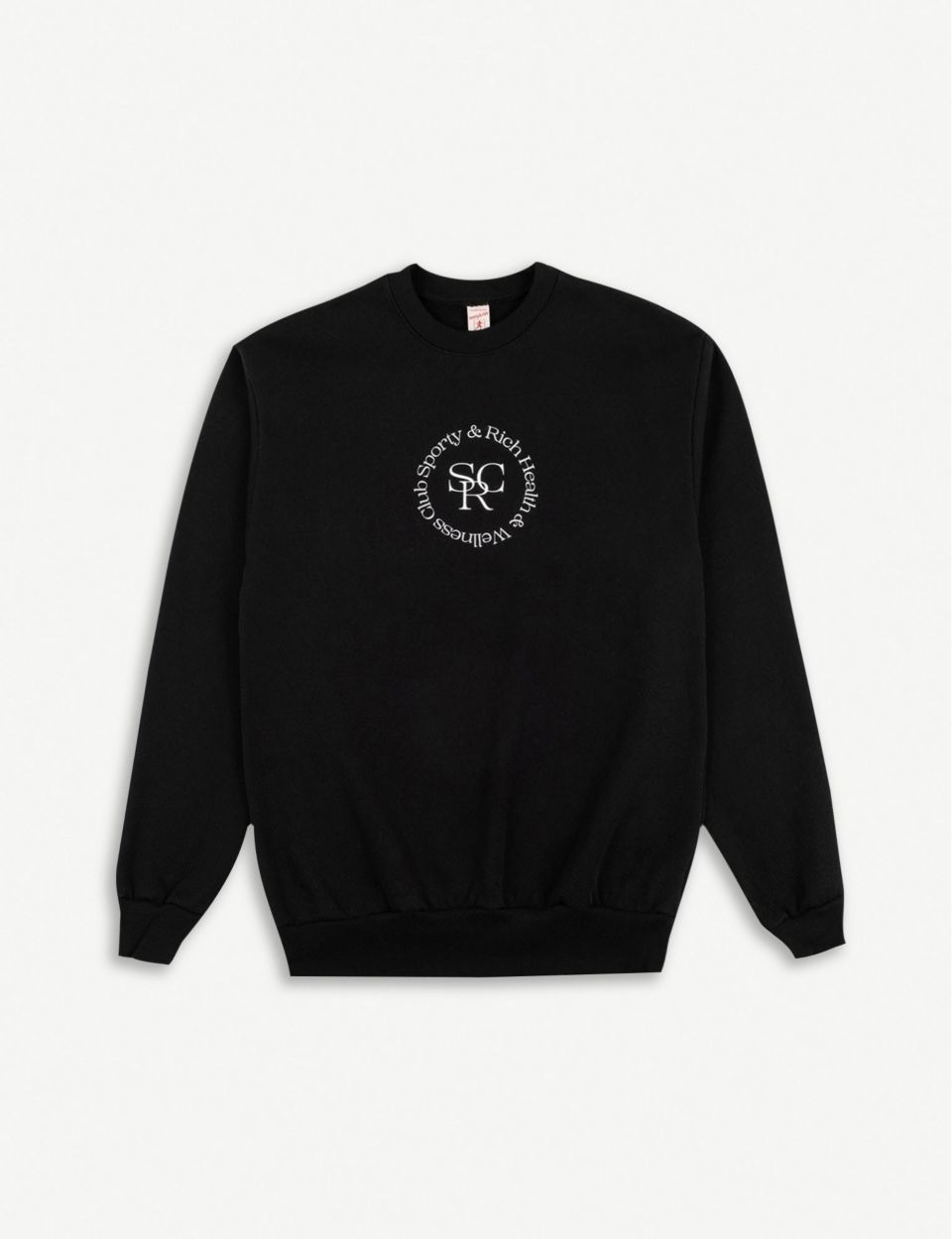 Logo-print cotton-jersey sweatshirt
