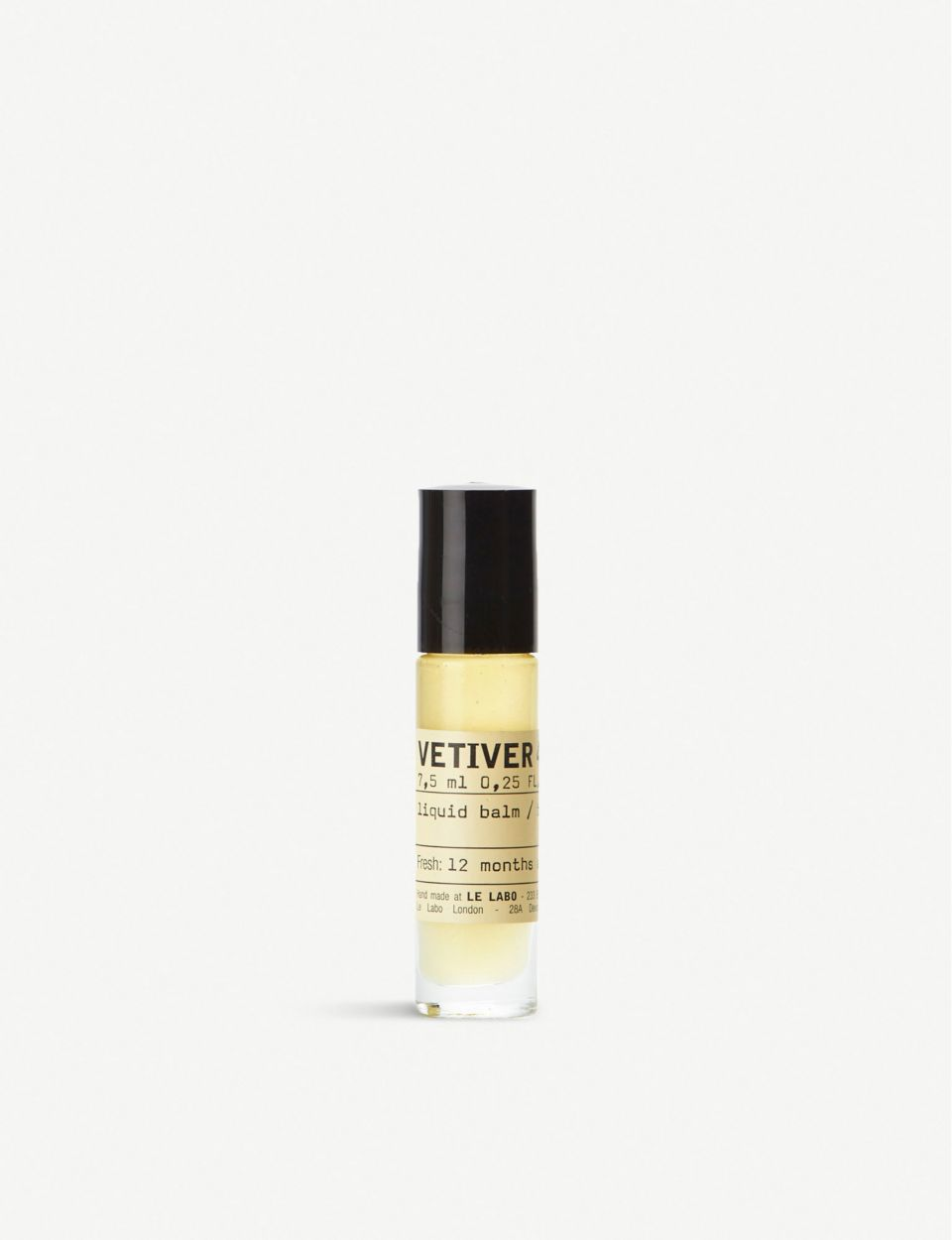 Vetiver 46 travel liquid balm perfume 7.5ml